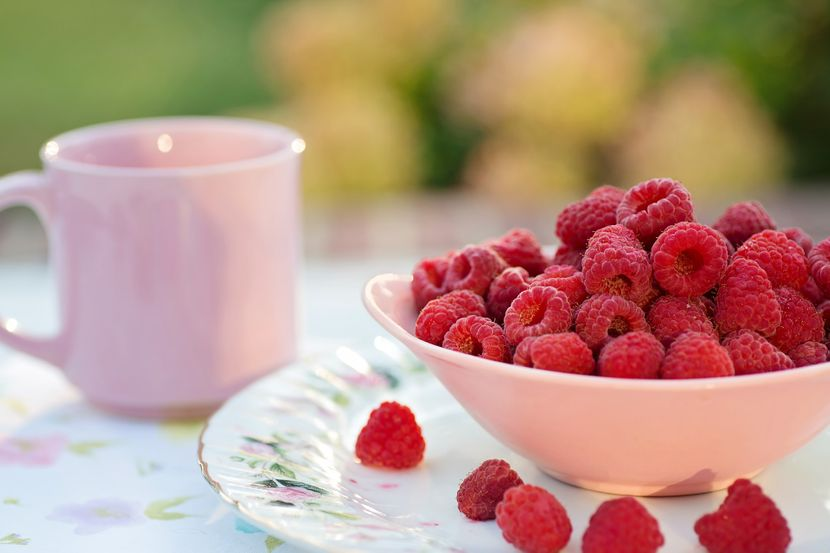 maline, voće